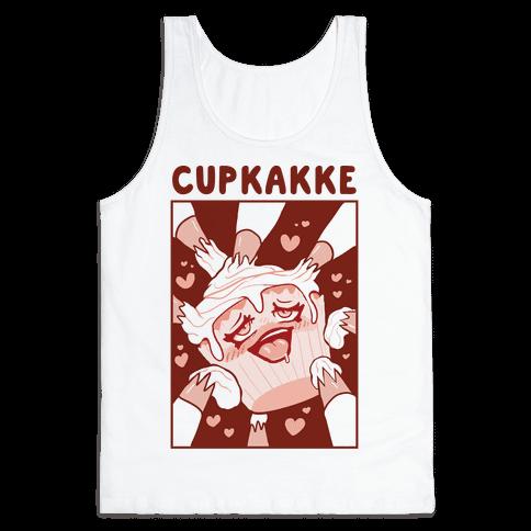Cupkakke Tank Top
