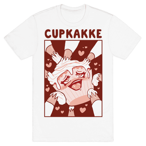 Cupkakke Mens/Unisex T-Shirt