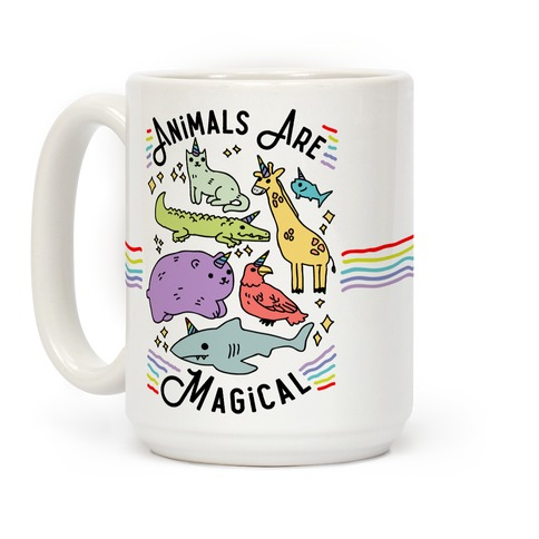 Animals Are Magical Coffee Mug