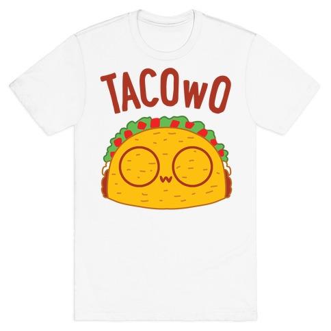 TacOwO Mens/Unisex T-Shirt