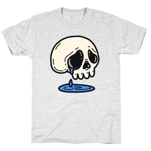 Sensitive Skull T-Shirt