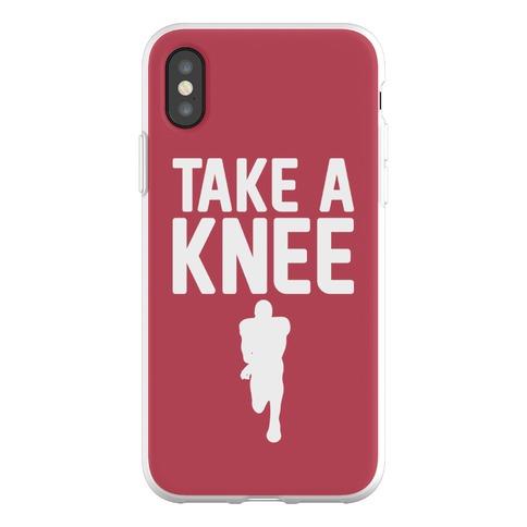 Take A Knee Phone Flexi-Case