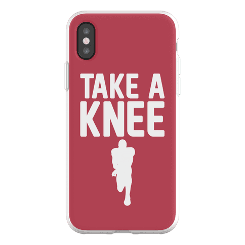 Take A Knee Phone Flexi-Case