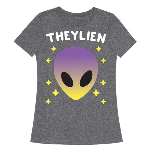 Theylien Womens T-Shirt