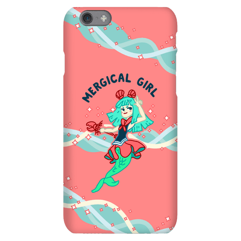 Mergical Girl Phone Case