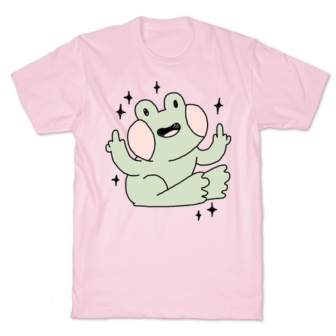 Flicky Frog  T-Shirt