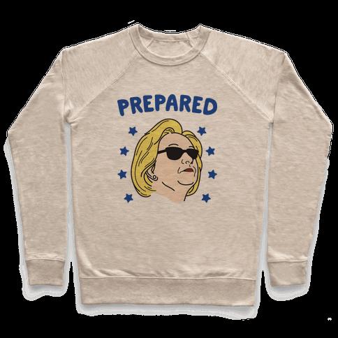 Prepared Hillary Clinton Pullover