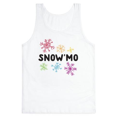 Snow'mo Tank Top