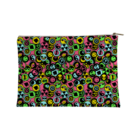 Pogs Collection Pattern Accessory Bag