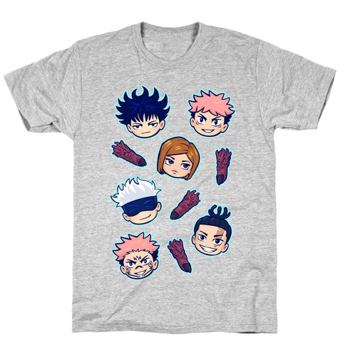 Sorcerers and Demon Fingers T-Shirt