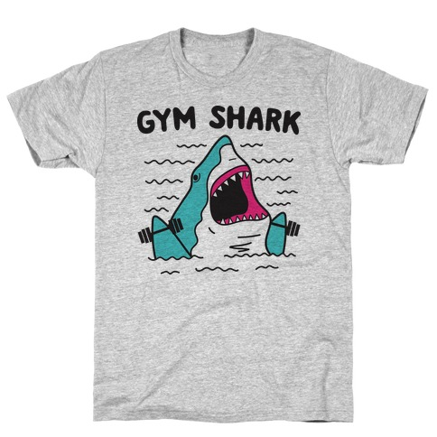 Gym Shark T-Shirt