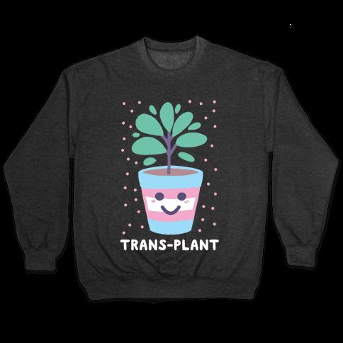 Trans Plant Pullover