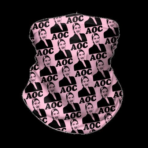 AOC Pattern Neck Gaiter