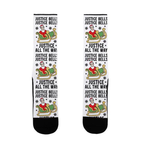 Justice Bells RBG Sock