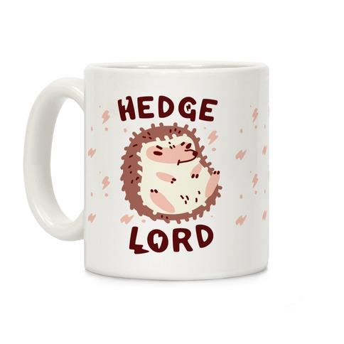 Hedge Lord Coffee Mug