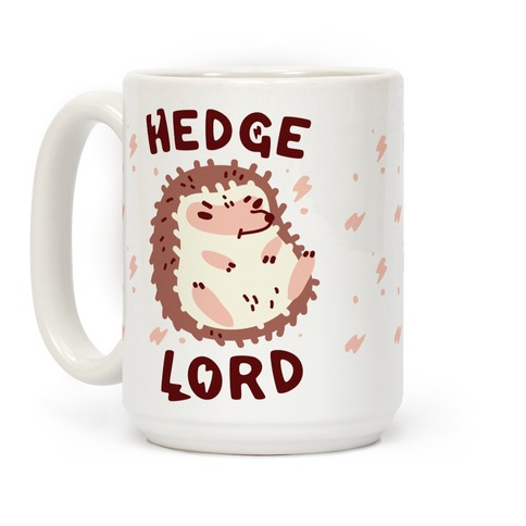 Hedge Lord Coffee Mug