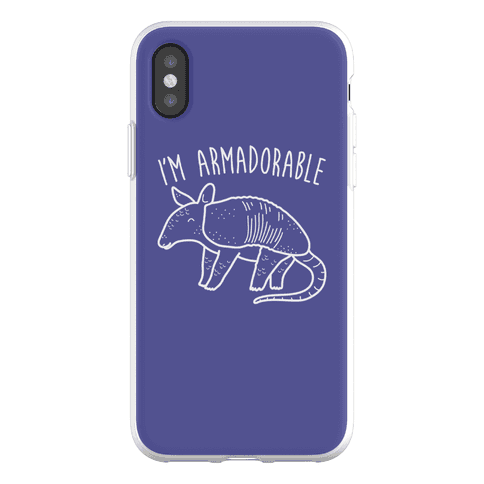 I'm Armadorable Phone Flexi-Case