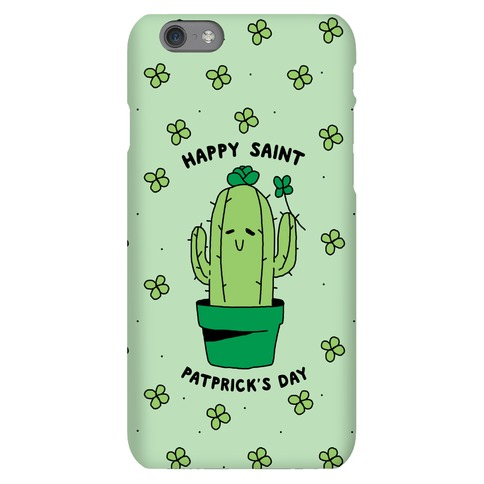 Happy Saint Patprick's Day Phone Case