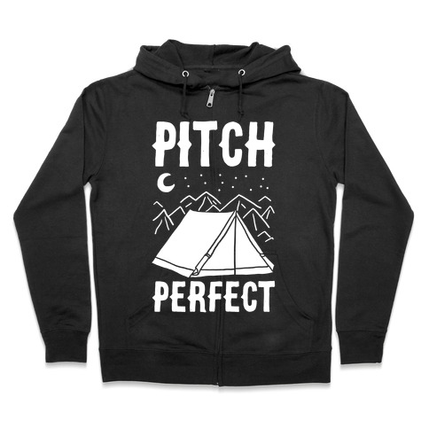 Pitch Perfect Zip Hoodie