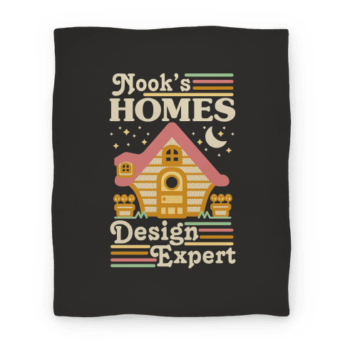 Nook's Homes Design Expert Blanket