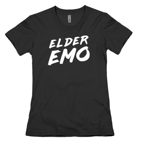 Elder Emo Womens T-Shirt