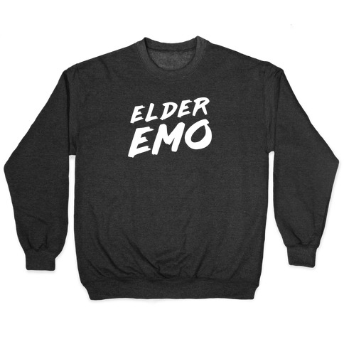 Elder Emo Pullover