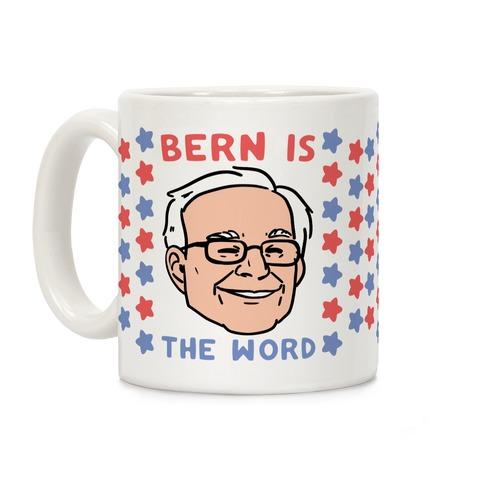 Bern is the Word Coffee Mug