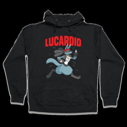 Lucardio Hooded Sweatshirt