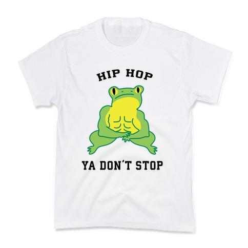 Hip Hop Ya Don't Stop Kids T-Shirt
