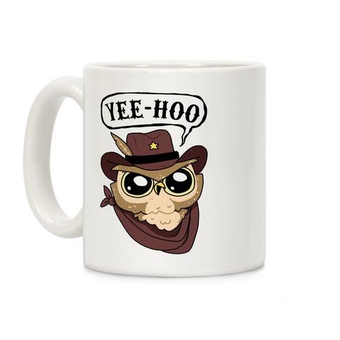 Yee-hoo Coffee Mug