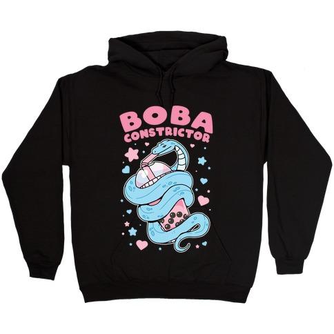 Boba Constrictor Hooded Sweatshirt