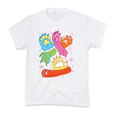 Furry Beans Kids T-Shirt
