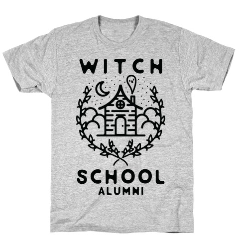 Witch School Alumni T-Shirt