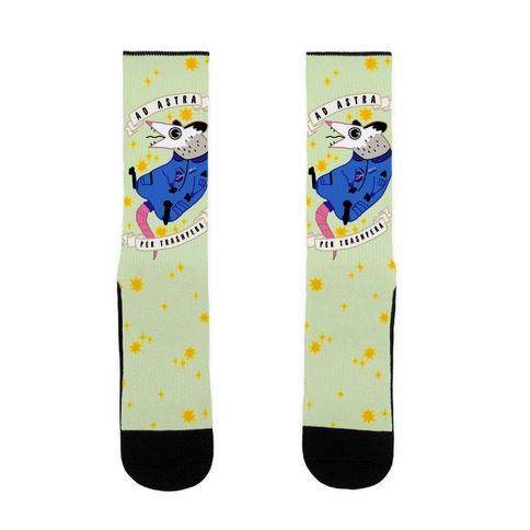 Ad Astra Per Trashpera Sock