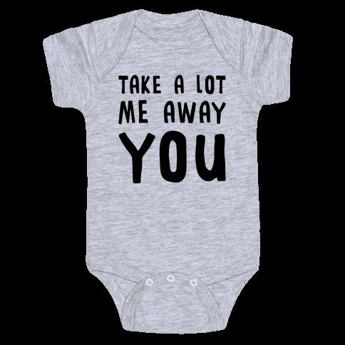 Africa Lyric Pairs Shirt Part 2 Parody Baby Onesy