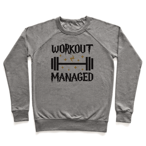 Workout Managed Pullover