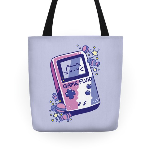 Game Fluid Tote
