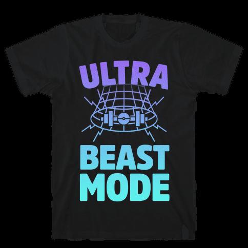 Ultra Beast Mode Mens T-Shirt