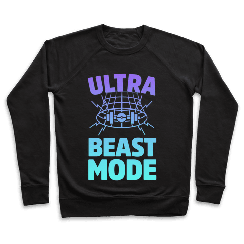 Ultra Beast Mode Pullover