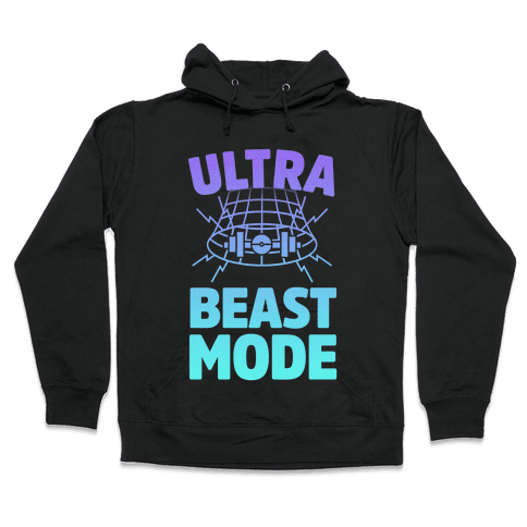 Ultra Beast Mode Hooded Sweatshirt