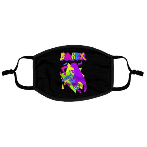 BMREX Flat Face Mask