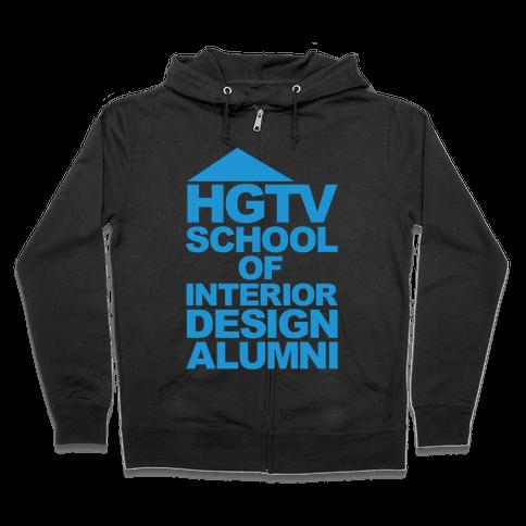 Interior Design Ideas Hooded Sweatshirts | LookHUMAN