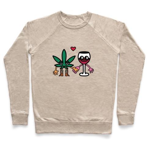 Weed-n-Wine Pullover
