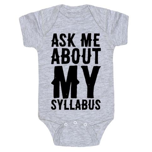 Teachers Baby Onesies | LookHUMAN
