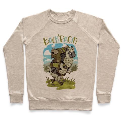 Back'Pacin Alpaca Pullover