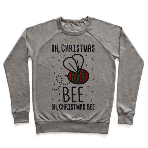 Oh, Christmas Bee Pullover