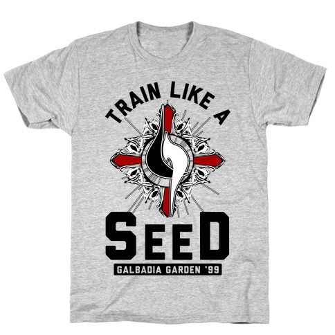 Train Like a SeeD Galbadia T-Shirt