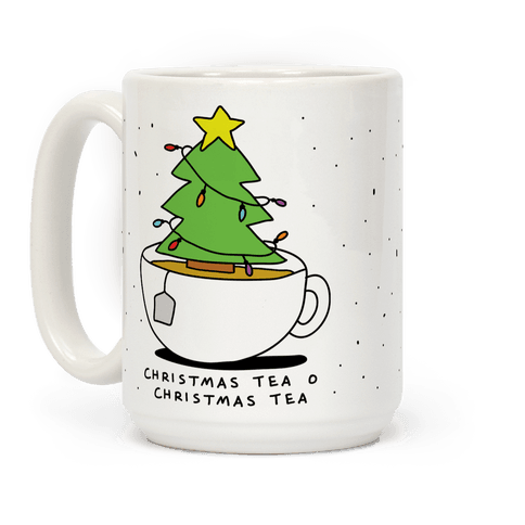 Christmas Tea O Christmas Tea Coffee Mug