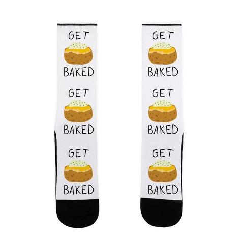 Get Baked Sock