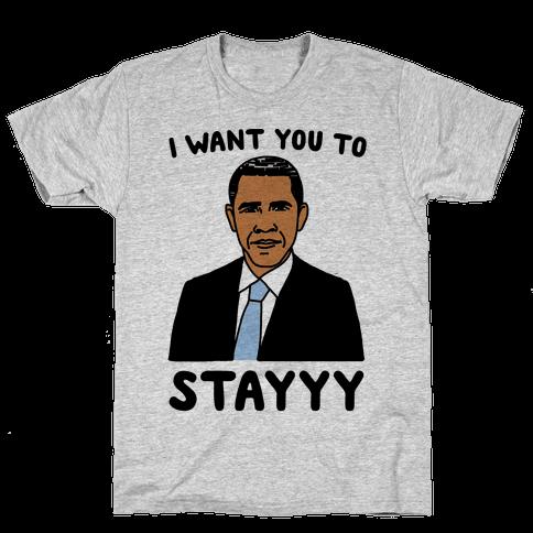 Stay Obama Parody